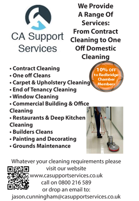 Contract Cleaning to One Off Domestic Clean